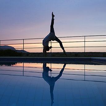 SK Place Crete Villas - Yoga Lessons