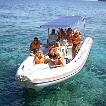 SK Place Crete Villas - Boat Tours